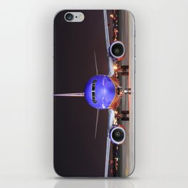 Face To Face with a Southwest Airlines Boeing 737-700 iPhone Skin