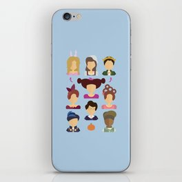 Cinderella iPhone Skin