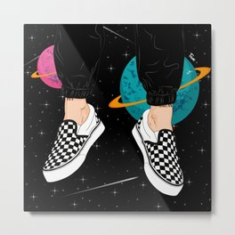 Fly To Your Dream Metal Print