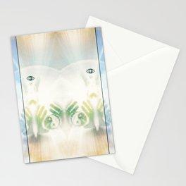 Yin Yang Energy Stationery Cards