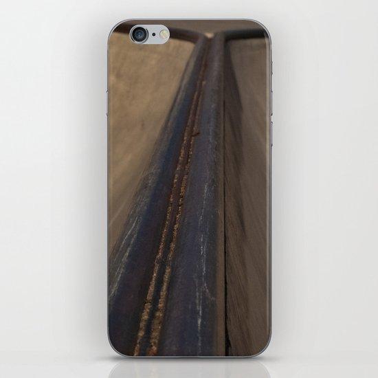 Ride the Rail iPhone & iPod Skin