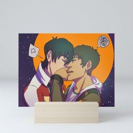CountDown 9 Mini Art Print