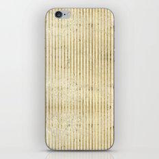 gOld stripes iPhone & iPod Skin