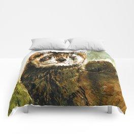 European Polecat Comforters