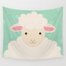 Sheep Series [SS 00] Wall Tapestry