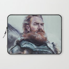 We are kissed by fire. Laptop Sleeve
