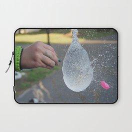 Water Pop Laptop Sleeve