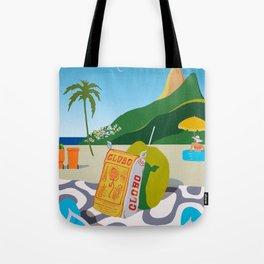 GLOBO COOKIES IN RIO Tote Bag