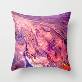 Meteoro Throw Pillow