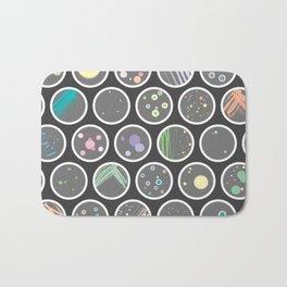 Petri Dish Bath Mat