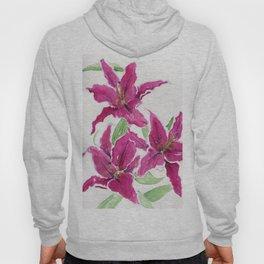 Sumatra Lilies Hoody