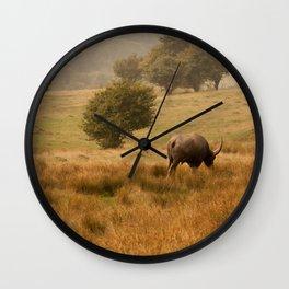Savanna One Wall Clock