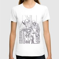christian T-shirts featuring Christian service by Shelby Claire