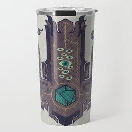 The Crown of Cthulhu Travel Mug