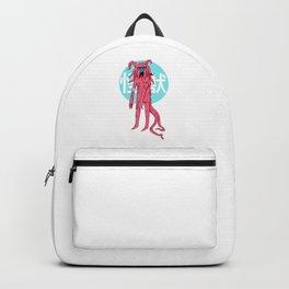 Defeated kaiju Backpack