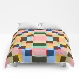 Geometric Mandala Shikome Comforters