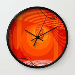 Sunrise-001 Wall Clock