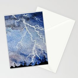 As it Strikes Stationery Cards
