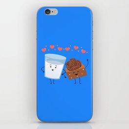 Brownie's BFF iPhone Skin