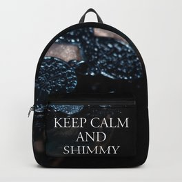 Belly dance quotes Backpack