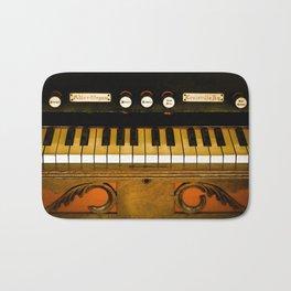 Side Organ Bath Mat