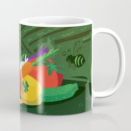 Un après-midi à la ferme : été Coffee Mug