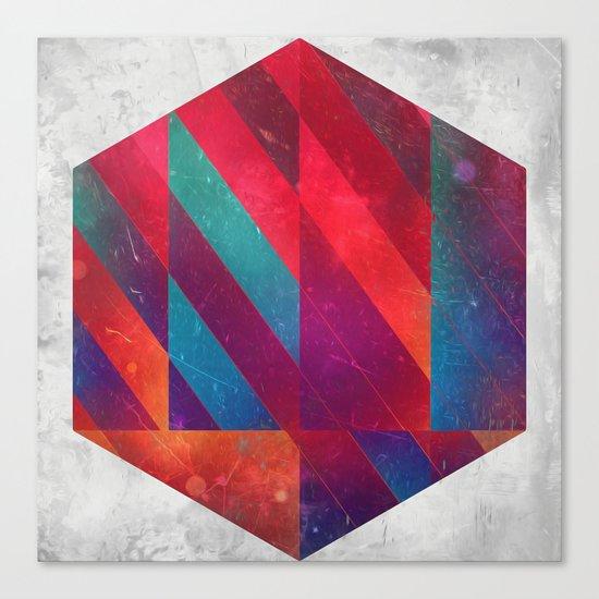 9 hyx Canvas Print