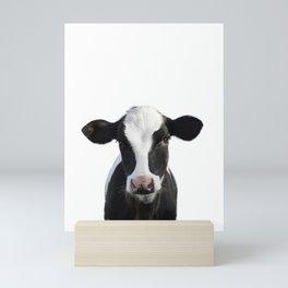little cow Mini Art Print