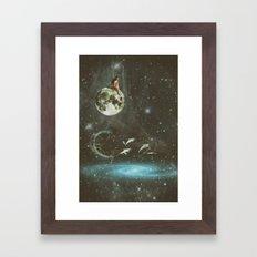 Starside Dream Framed Art Print