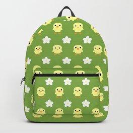 spring pattern 2 Backpack
