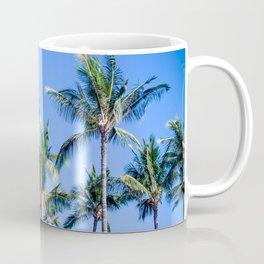Palms in Living Harmony Coffee Mug