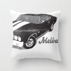 Chevelle - Melba Toast edition Throw Pillow