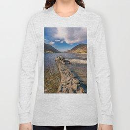 Llyn Cowlyd Snowdonia Long Sleeve T-shirt