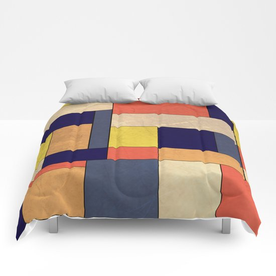 Abstract #350 Comforters