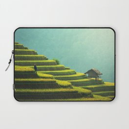 Asian agriculture Laptop Sleeve