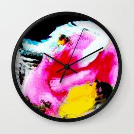 Hug Wall Clock
