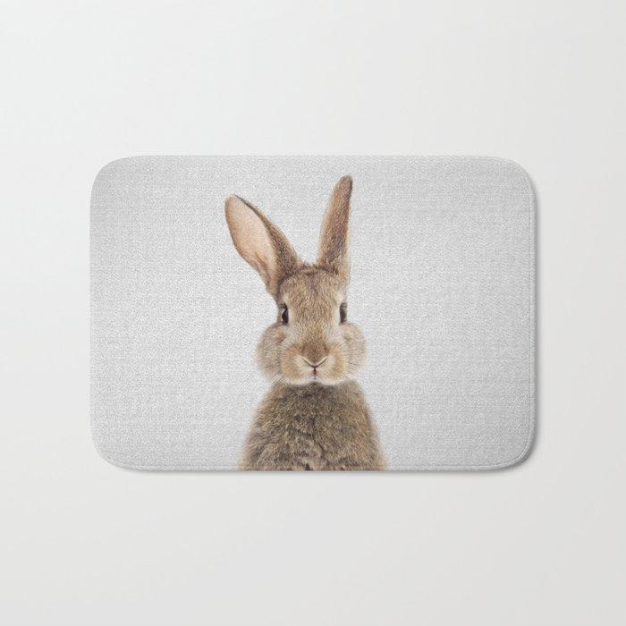 Rabbit - Colorful Badematte