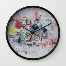 Tourette Wall Clock