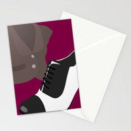Fashion Statement Episode Oxfords & Vest Stationery Cards