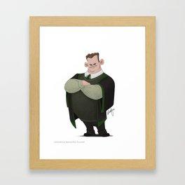 Goyle Framed Art Print