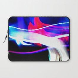 Photo Light Painting Laptop Sleeve