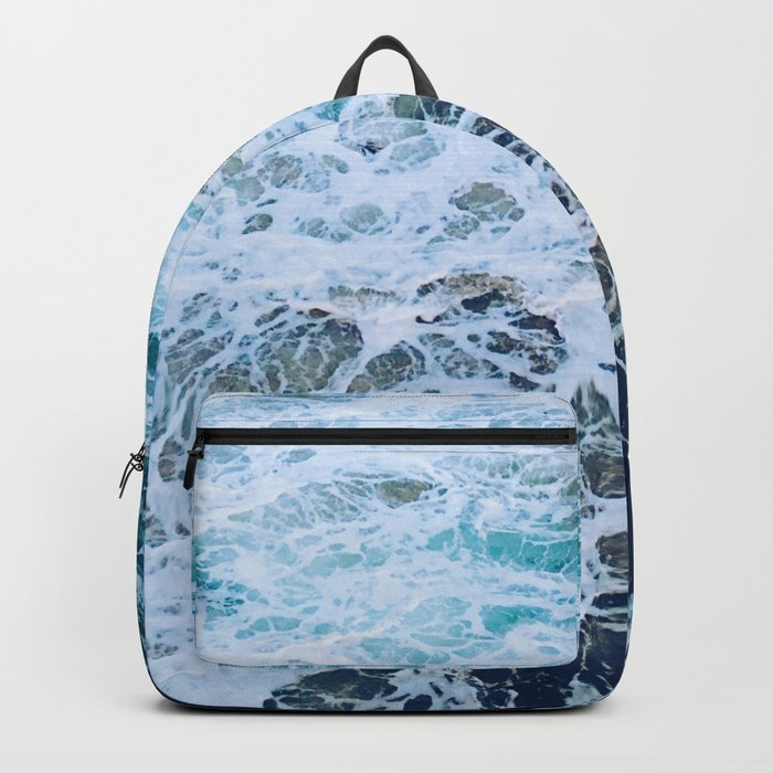 Wonderful Waves Backpack