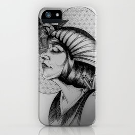 Jane iPhone Case