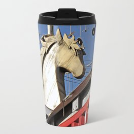 Horse of Another Color Travel Mug