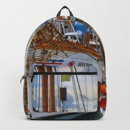 Schooners Hildur and Hauker Backpack
