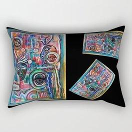 Betrayed Rectangular Pillow