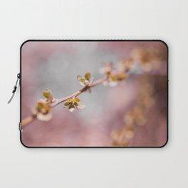 pink blossom 3 Laptop Sleeve