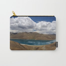 Tibet hairpin turn Carry-All Pouch