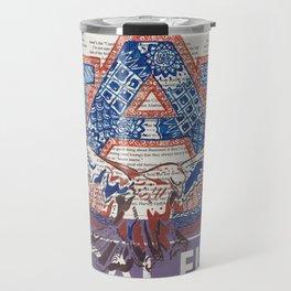 War Eagle Travel Mug
