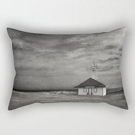 Beach House Rectangular Pillow